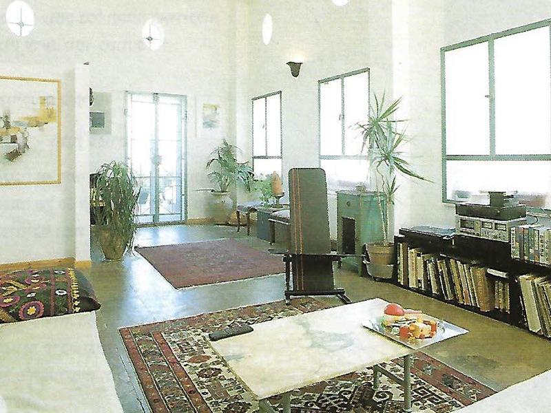 חלל מגורים בבית ביפו העתיקה2